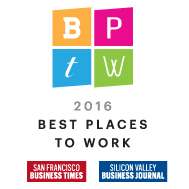 2016 Best Places to Work Award