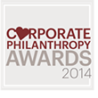 logo - Corporate Philanthropy Awards 2014